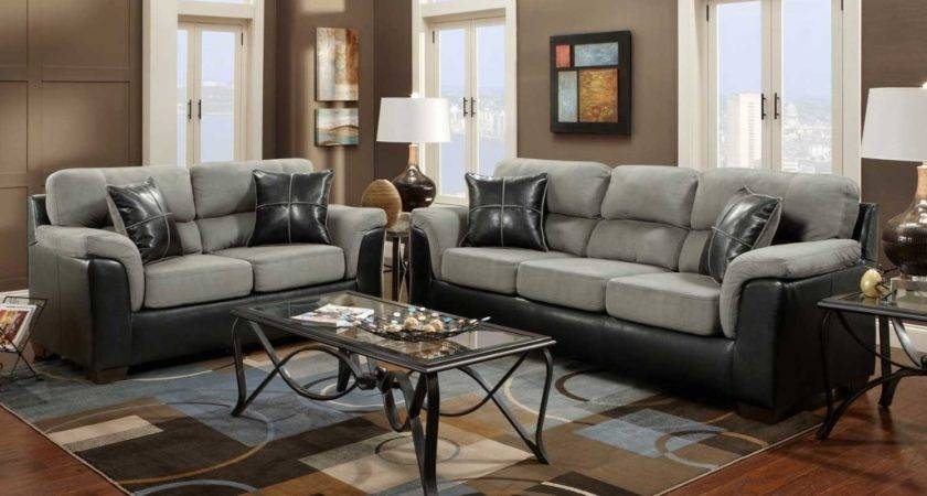Grey Living Room Furniture Ideas Modern House