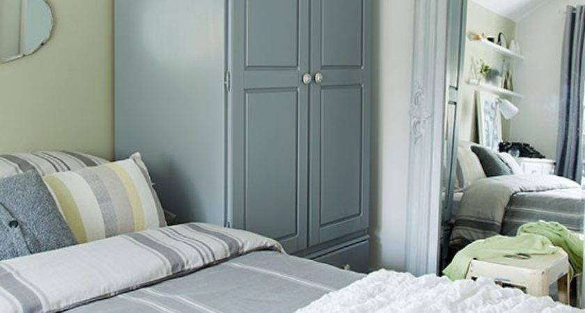 Grey Olive Green Bedroom Decorating Ideas