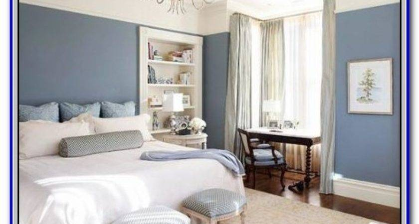 Grey Paint Colors Bedroom Home Design