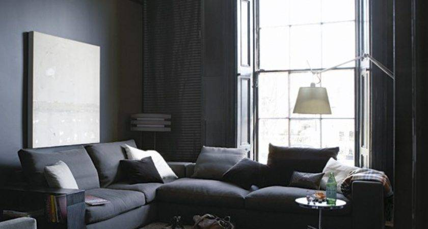 Grey Paint Living Room Home Decorating Excellence