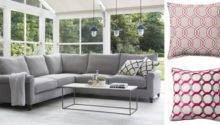 Grey Pink Get Look Darlings Chelsea Interior