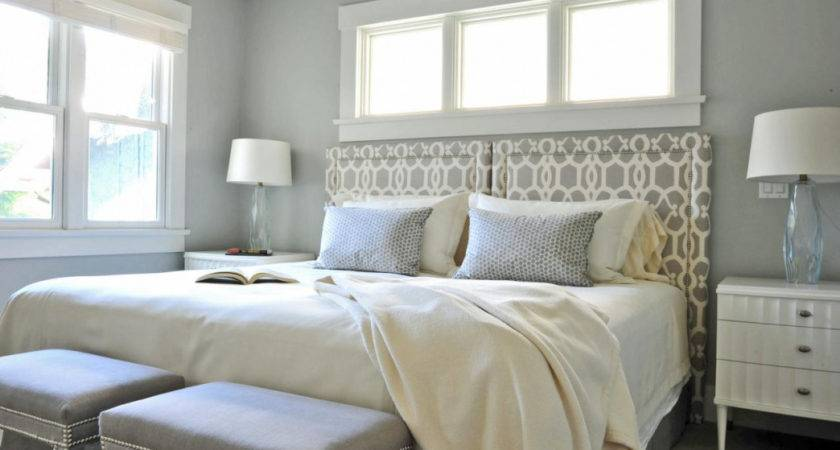 Grey Wall Bedroom Ideas Vintage Inspired