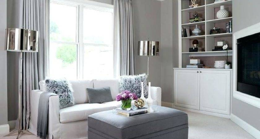 Grey White Living Room Ideas Tactac