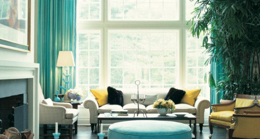 Guest Blogger Ashlina Decorista House Turquoise