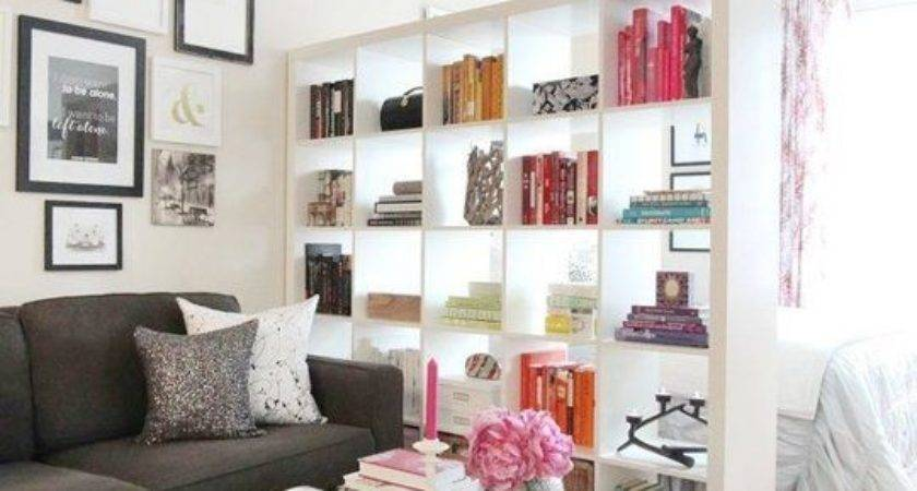 Hacks Storing Books Small Spaces