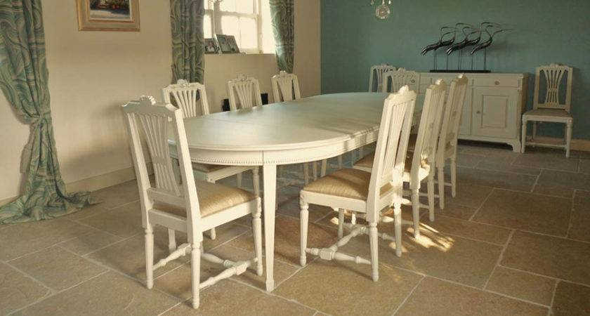 Hand Painted Dining Room Furniture Yorkshire Imaginative
