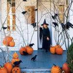 Happy Halloween Door Decoration Ideas