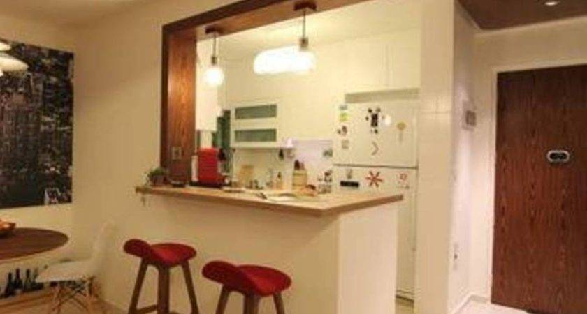 Have Small Kitchen Bar Designs Your Home