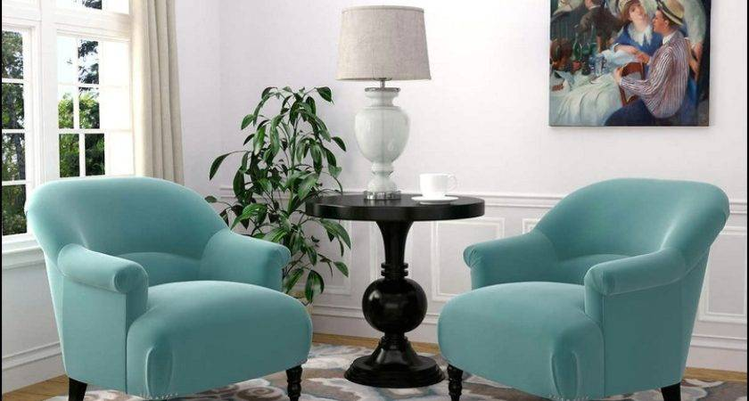 Hidden Facts Teal Living Room Chair Home