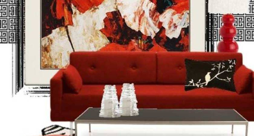 High Quality Red Home Decor Living Room Accent