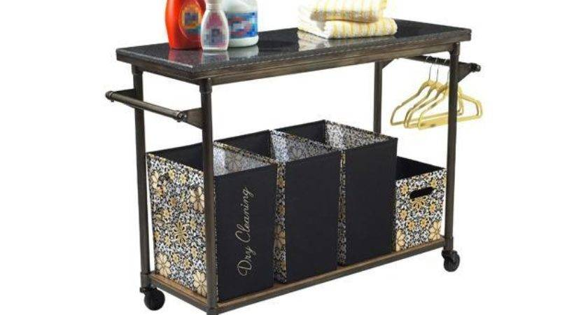 Hillsdale Furniture Thornhill Large Kitchen Cart