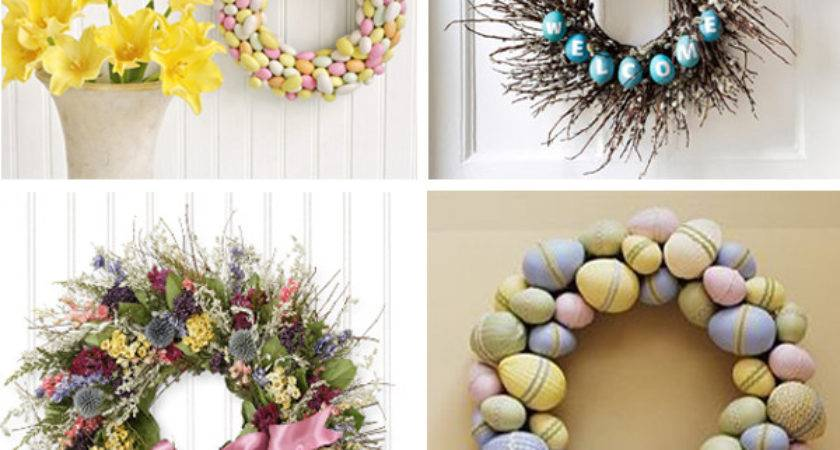 Holiday Decor Easter Home Decoration Interiorholic