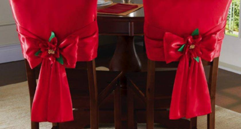 Holiday Dining Room Chair Covers Mag