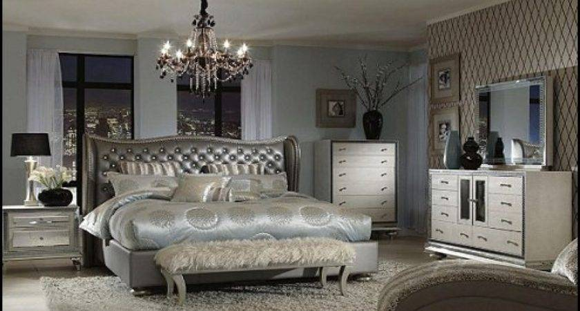 Hollywood Glam Bedroom Old Decorating Glamour