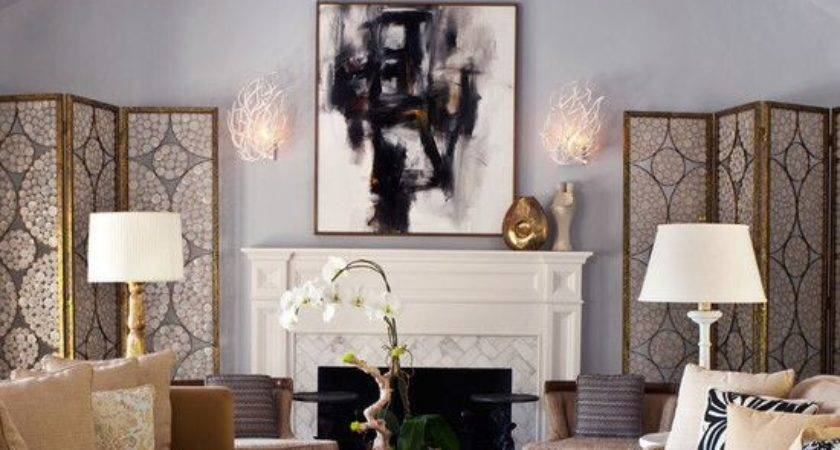 Hollywood Regency Glamour Feng Shui Interior Design