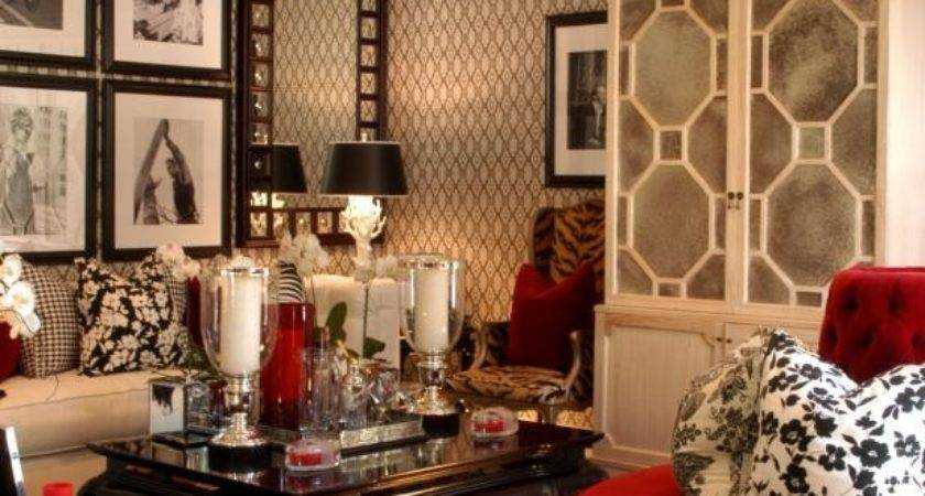 Hollywood Regency Style Get Look Hgtv