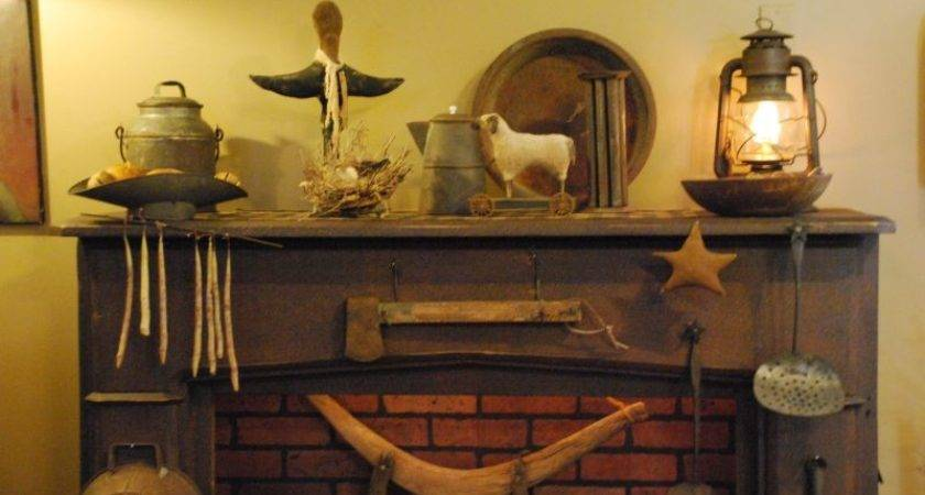 Home Decor Ideas Primitive