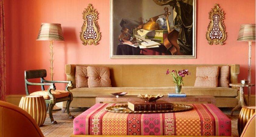 Home Decor Unique Touch Moroccan Inspired Living Room