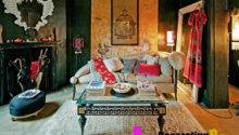 Home Design Bohemian Style Interior Gypsy