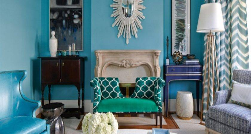 Home Design Photos Hgtv Unbelievable Turquoise Living Room