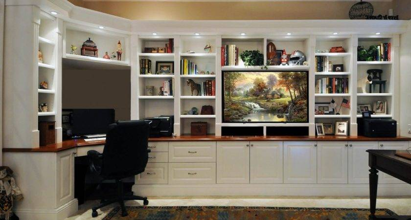 Home Design Room Wall Units Cabinet Diy Open White Built