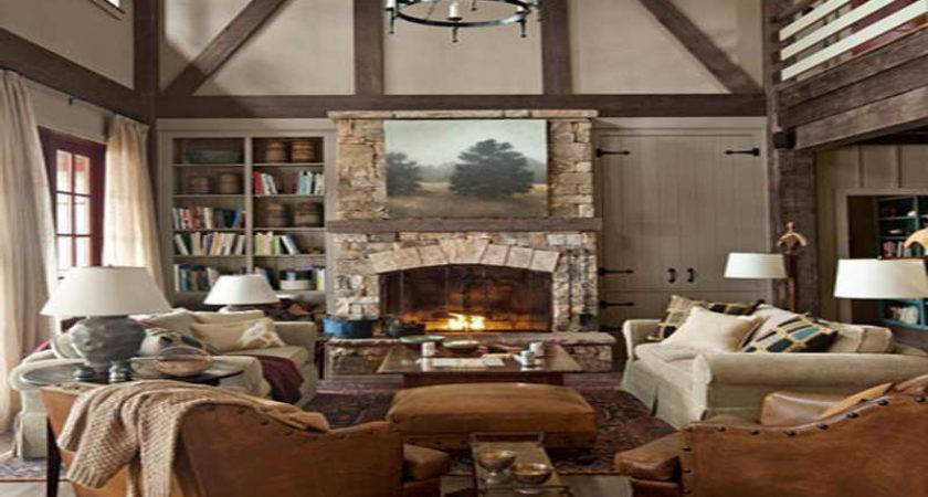 Home Design Rustic Country Decor Ideas Modern
