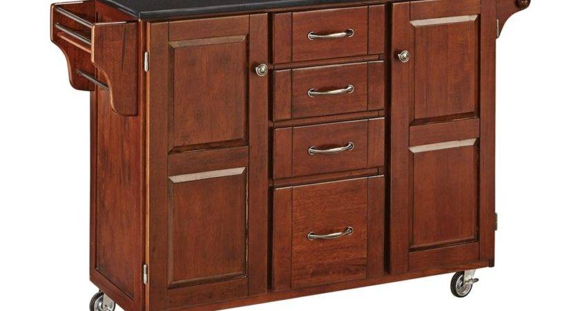 Home Styles Create Cart Large Cabinet Kitchen