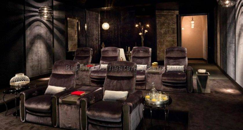 Home Theater Decor Ideas Best Systems