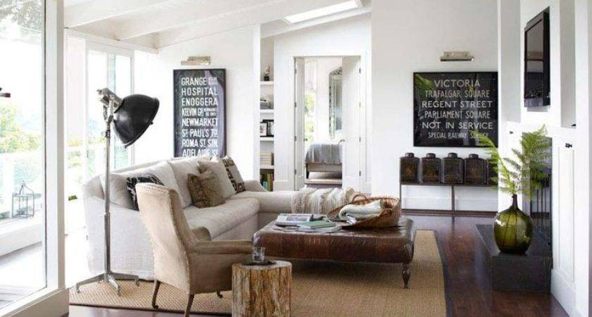 Homely Elements Include Rustic Cor