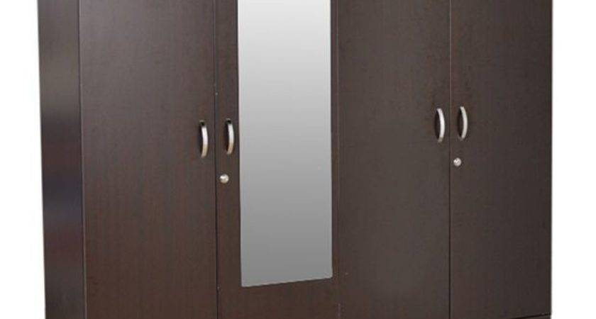 Hometown Utsav Door Wardrobe Mirror Buy