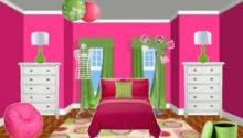 Hot Pink Lime Green Room Polyvore