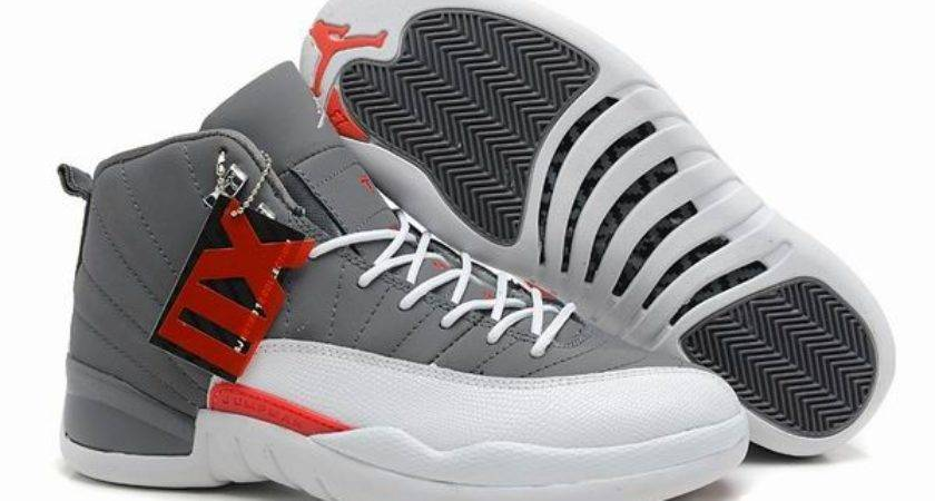 Hot Sale New Air Jordan Bred Cool Grey Team Orange