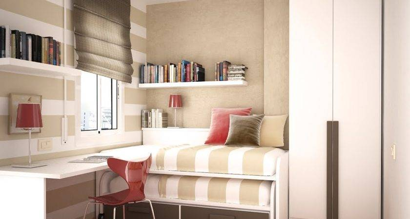 House Ideas Pinterest Small Kids Rooms Space Saving
