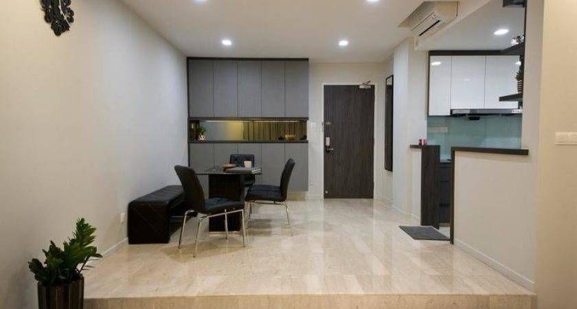 House Tour Clean Minimalist Three Bedroom Condo Home