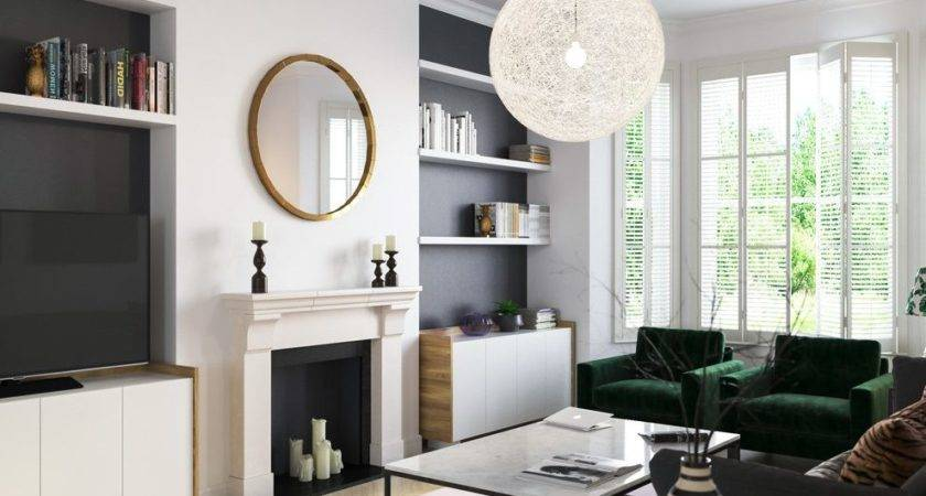 Ideas Alcoves Living Rooms Room Contemporary