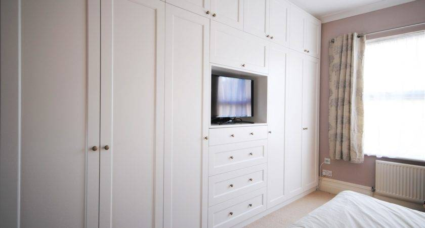 Ideas Built Wardrobes Space