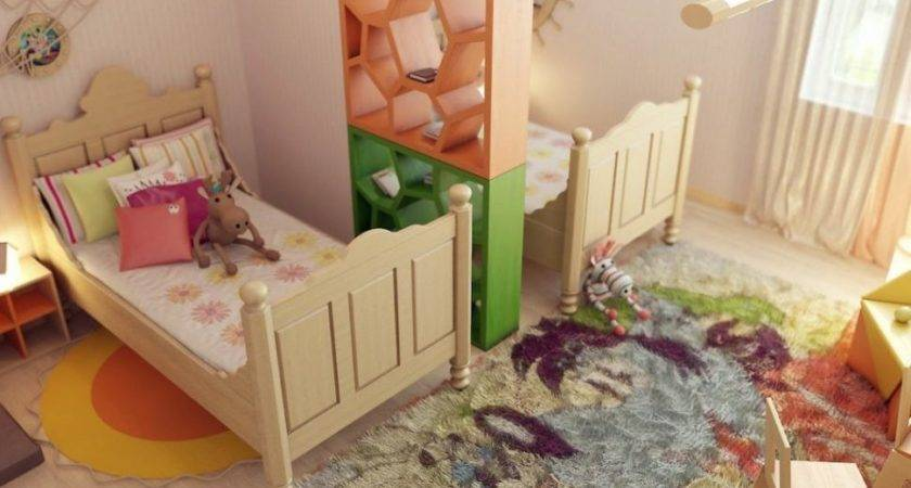 Ideas Design Solutions Shared Kids Bedrooms Room