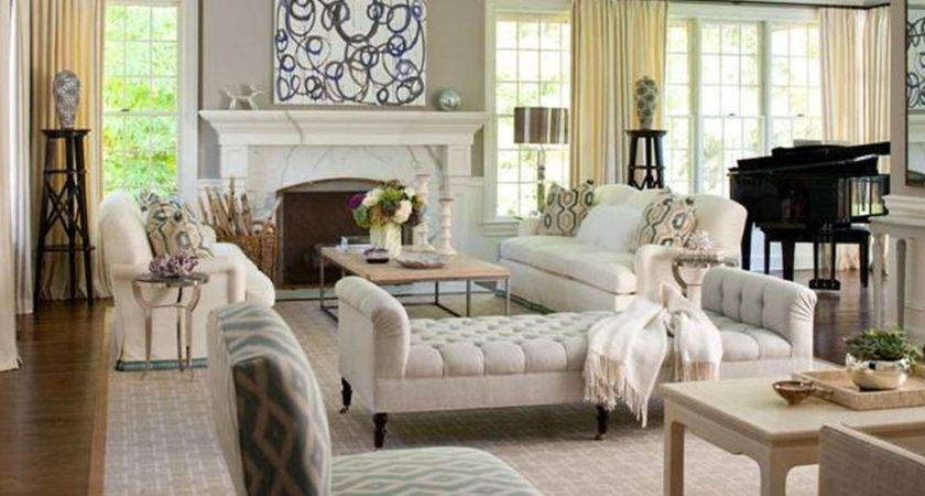 Impressing Living Room Furniture Arrangement Ideas