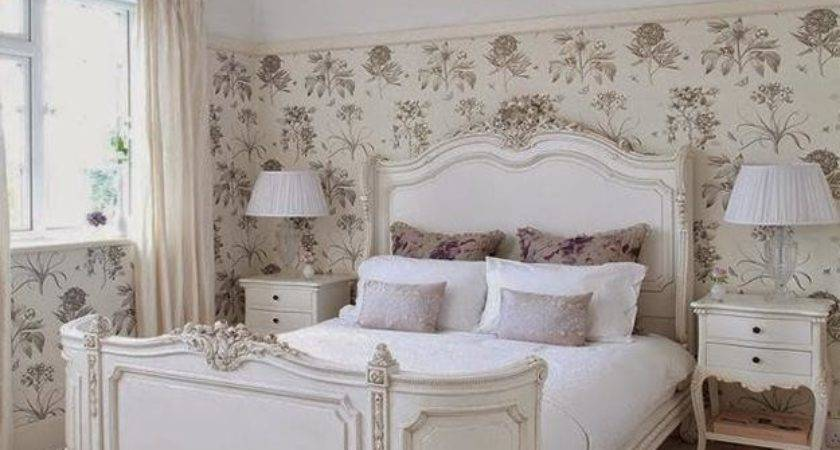 Impressive French Style Bedrooms One Can Resist