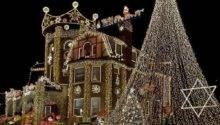 Incredible Houses Decorated Christmas Whoville