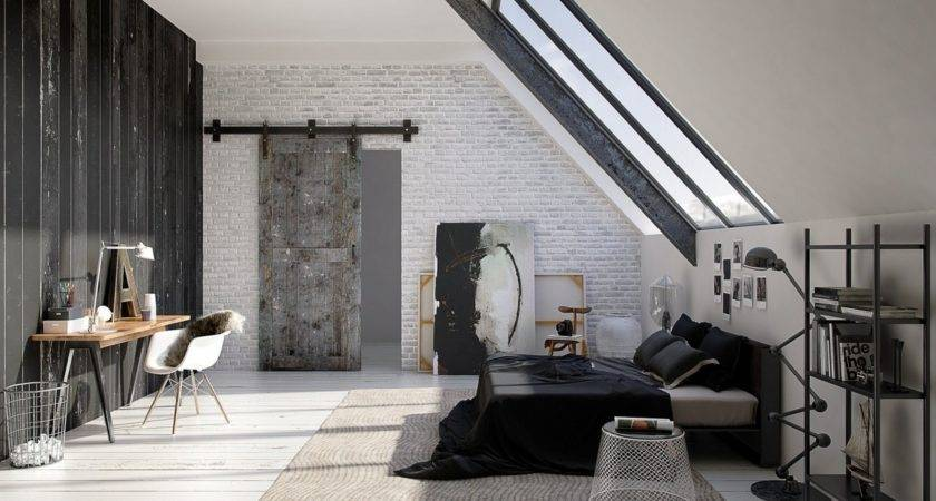 Industrial Style Bedroom Home Your Sofa