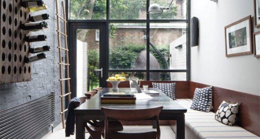 Industrial Style Conservatory Housetohome