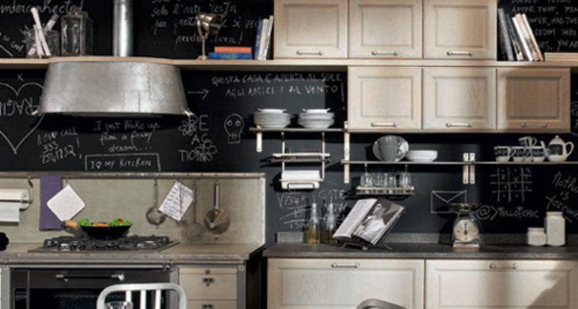 Industrial Style Kitchens Home Rocks