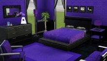 Inspirational Purple Bedroom Design Ideas