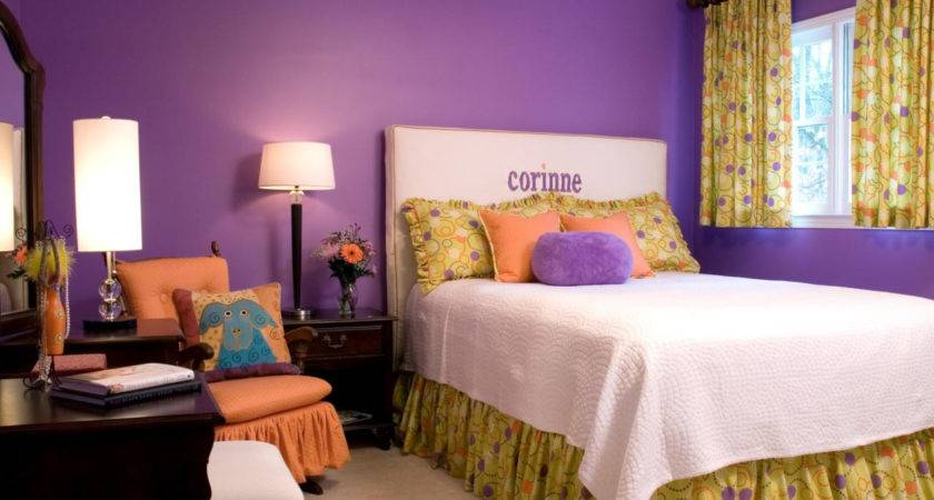 Interior Bedroom Color Schemes Pertaining Finest