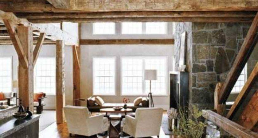 Interior Design Reclaimed Wood Rustic Decor