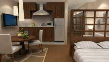 Interior Design Studio Apartment Designer