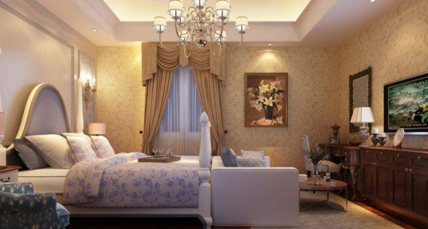 Interior Designing Master Bedroom