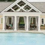 Interior Designs Small House Guest Pool Cabana