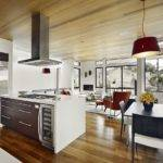 Interior Exterior Plan Kitchen Theme Wooden